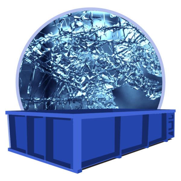 glascontainer huren